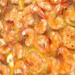 Italian Butter Shrimp