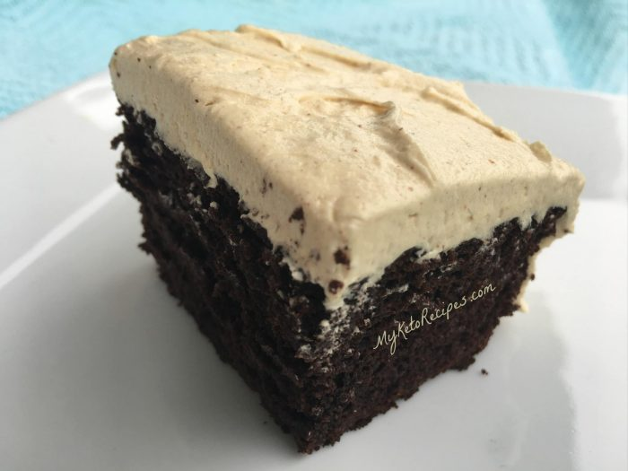 Sugar-Free Keto Cake Recipe