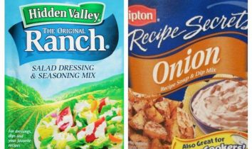 Home Made Ranch and Onion Seasoning