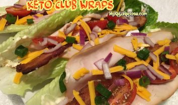 Keto Club Wrap