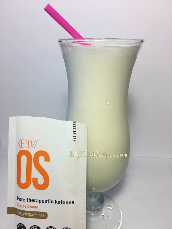 Keto os Orange Dream Drink Recipe