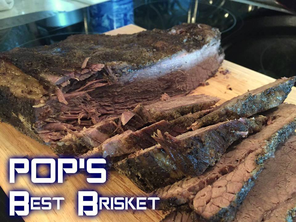 Pop's Best Brisket keto approved